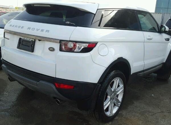 2. Range Rover Evoque 2.0 2012-Current
